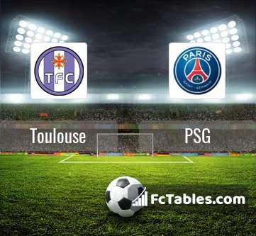 Anteprima della foto Toulouse - PSG