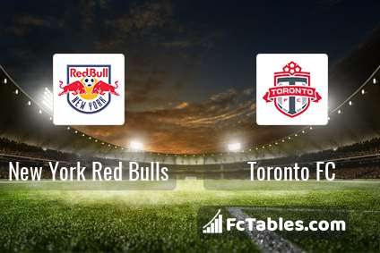 Preview image New York Red Bulls - Toronto FC