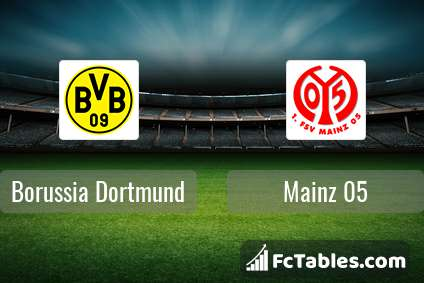 Podgląd zdjęcia Borussia Dortmund - FSV Mainz 05