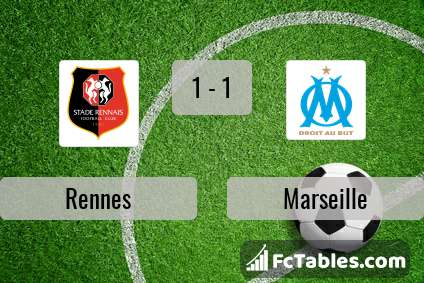 Preview image Rennes - Marseille