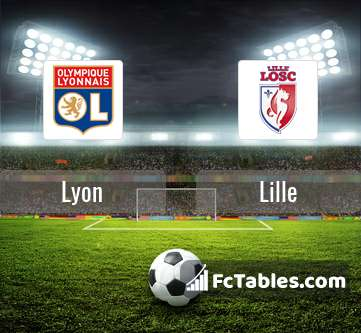 Preview image Lyon - Lille