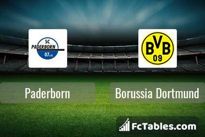 Anteprima della foto Paderborn - Borussia Dortmund