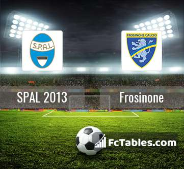Preview image SPAL - Frosinone