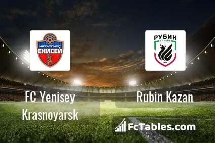 Anteprima della foto FC Yenisey Krasnoyarsk - Rubin Kazan