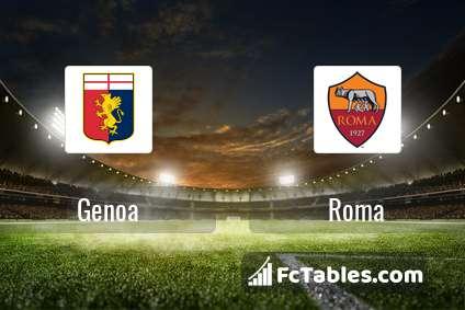 Preview image Genoa - Roma