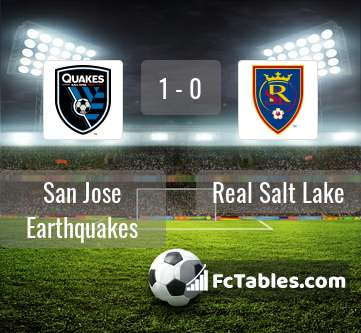 Preview image San Jose Earthquakes - Real Salt Lake