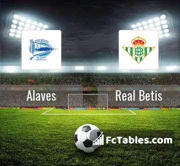 Podgląd zdjęcia Alaves - Real Betis