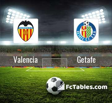 Preview image Valencia - Getafe