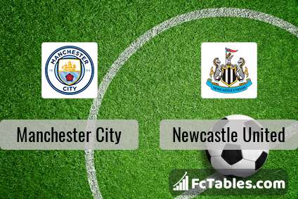 Preview image Manchester City - Newcastle United