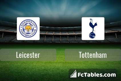 Preview image Leicester - Tottenham