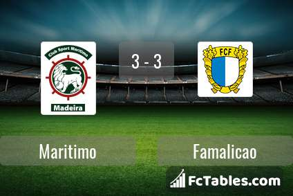 Preview image Maritimo - Famalicao