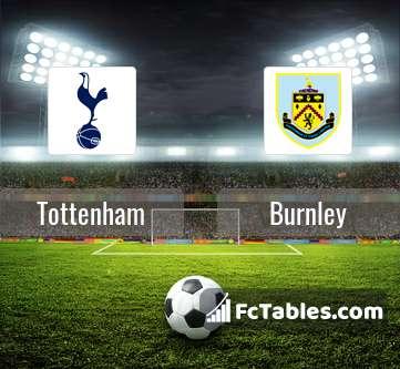 Preview image Tottenham - Burnley