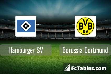 Preview image Hamburger SV - Borussia Dortmund