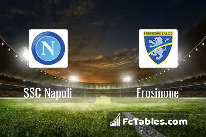 Preview image Napoli - Frosinone
