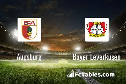 Anteprima della foto Augsburg - Bayer Leverkusen