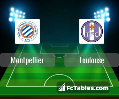 Preview image Montpellier - Toulouse