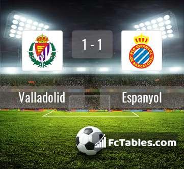 Anteprima della foto Valladolid - Espanyol