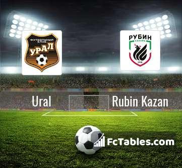 Preview image Ural - Rubin Kazan