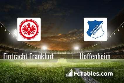 Preview image Eintracht Frankfurt - Hoffenheim