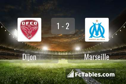 Preview image Dijon - Marseille
