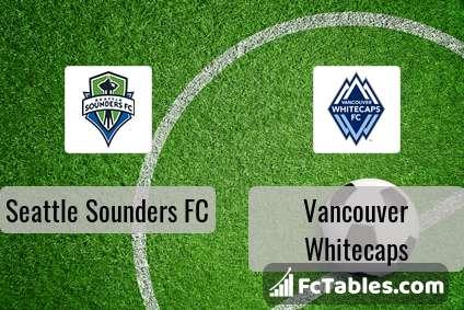 Podgląd zdjęcia Seattle Sounders FC - Vancouver Whitecaps