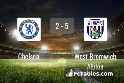 Podgląd zdjęcia Chelsea - West Bromwich Albion