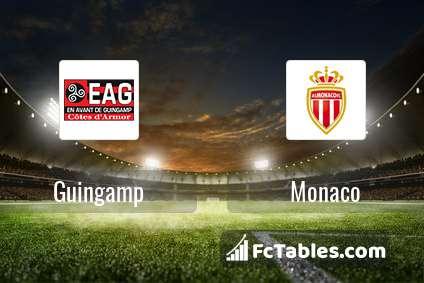 Preview image Guingamp - Monaco