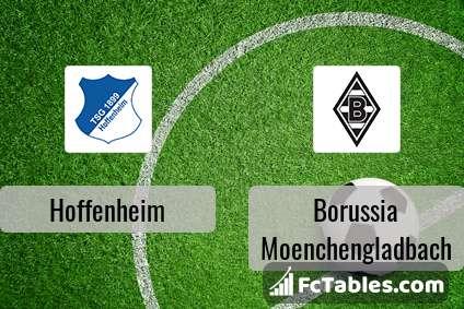Podgląd zdjęcia Hoffenheim - Borussia M'gladbach