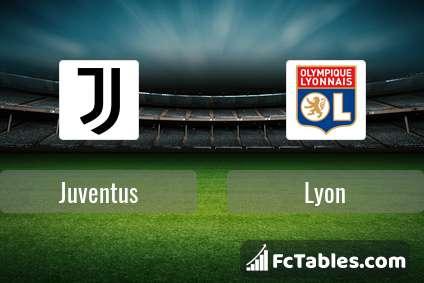 Anteprima della foto Juventus - Lyon