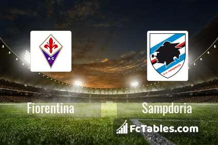 Preview image Fiorentina - Sampdoria