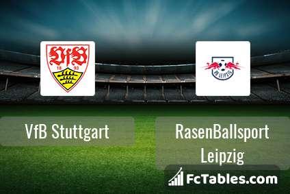 Preview image VfB Stuttgart - RasenBallsport Leipzig