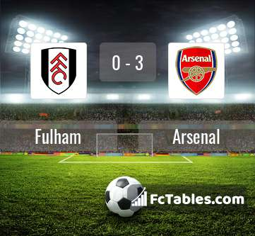 Preview image Fulham - Arsenal