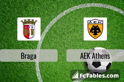 Preview image Braga - AEK Athens