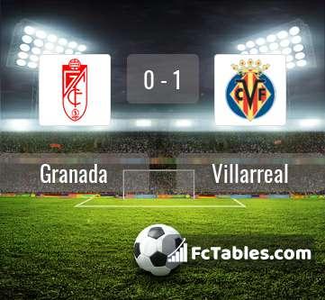 Podgląd zdjęcia Granada - Villarreal