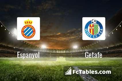 Anteprima della foto Espanyol - Getafe