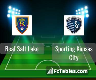 Preview image Real Salt Lake - Sporting Kansas City