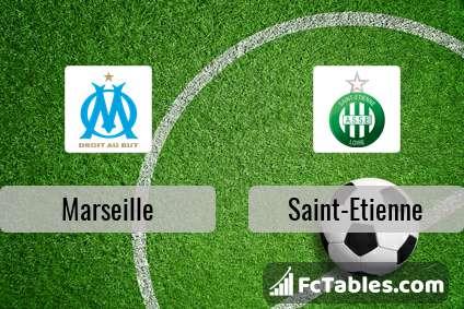 Preview image Marseille - Saint-Etienne