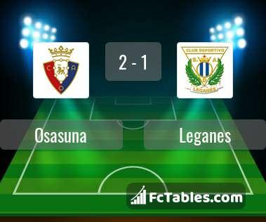 Preview image Osasuna - Leganes