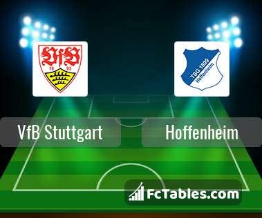 Preview image VfB Stuttgart - Hoffenheim