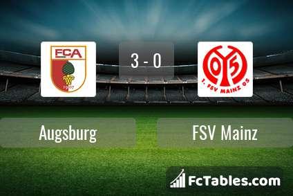 Preview image Augsburg - FSV Mainz
