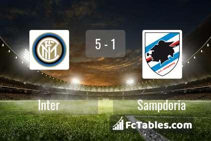 Preview image Inter - Sampdoria