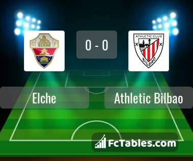 Preview image Elche - Athletic Bilbao