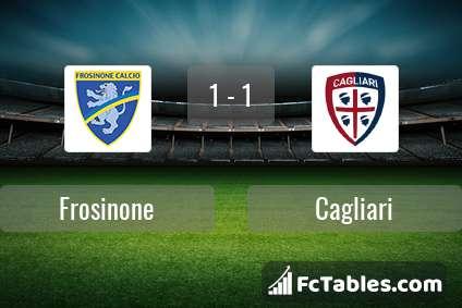 Preview image Frosinone - Cagliari