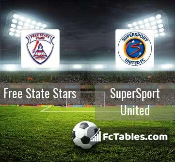 Free State Stars SuperSport United H2H