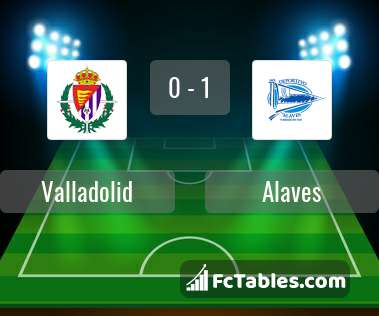 Preview image Valladolid - Alaves
