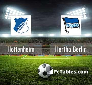 Preview image Hoffenheim - Hertha Berlin