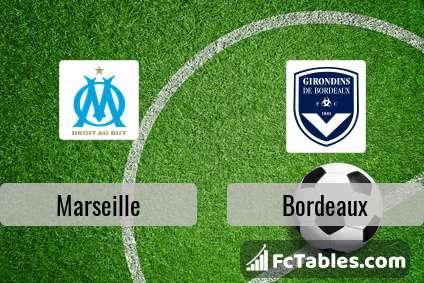 Preview image Marseille - Bordeaux