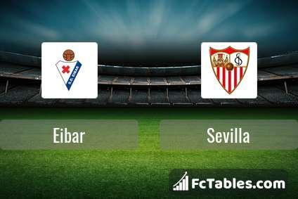 Podgląd zdjęcia Eibar - Sevilla FC