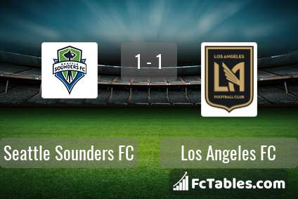 Podgląd zdjęcia Seattle Sounders FC - Los Angeles FC