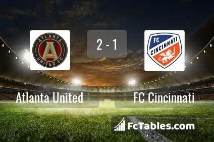 Podgląd zdjęcia Atlanta United - FC Cincinnati